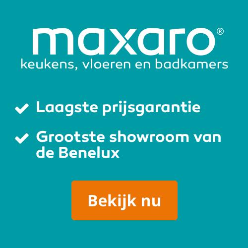 Maxaro badkamer, keuken, vloeren
