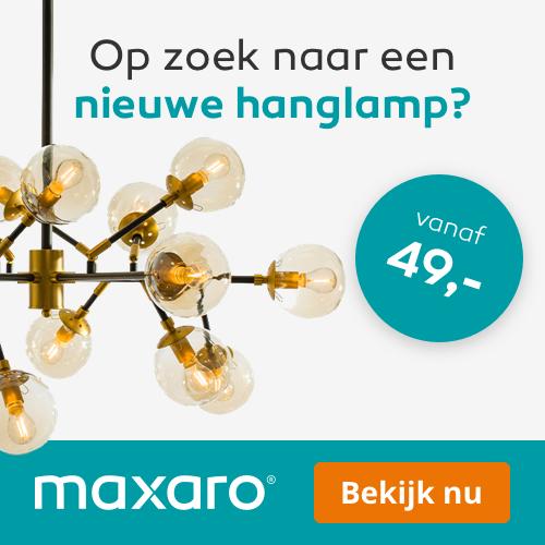Maxaro eettafellampen